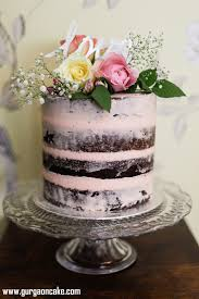 Semi Sprinkles Birthday Cake