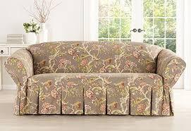 Sure Fit Folding Chair Slipcovers by Sure Fit Slipcovers Casablanca Rose By Waverly U003csup U003e U003csmall U003etm