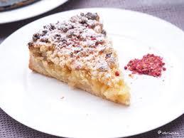 für den veganen kaffeeklatsch apfel vanille kuchen mit
