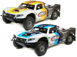 Losi 5IVE-T 2.0 1/5th 4WD Short Course Truck BND (LOS05014) | RC ...