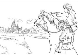 Luxury Barbie Coloring Pages Online Free 44 For Books With