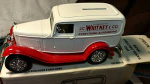 ERTL 1:25 DIECAST 1932 Ford Panel Delivery Truck Bank: J.C. Whitney ... Ertl 125 Diecast 1932 Ford Panel Delivery Truck Bank Jc Whitney Win A Or Jeep Makeover Worth Up To Facebook Of Course The Team Made It Afterparty Check Out Img_4190 Jcwhitney Blog Pin By On Jcwhitneycom Special Offers And Discounts Wrench Ride 2017 Wwwjc Whitneycom Truck 2018 Discounts Warshawsky Gigantic World Famous Chicago Auto The Amazing Hood Scoops Spoilers Available From 1971 Active Coupons Sema 2016 Pinterest