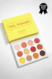 Yes Please Pressed Powder Shadow Palette Won The Nylon Beauty Hit List 2017 Award