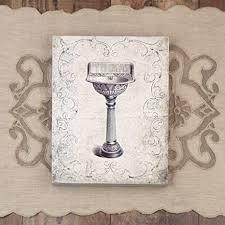blanc mariclo bild gemälde leinwand für badezimmer deko