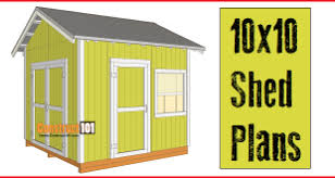 shed plans blueprints step by step downloadable plans