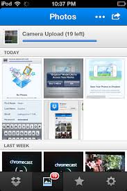 How to Setup and use Dropbox to manage and share photos files