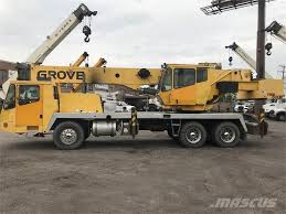 Grove TMS500 For Sale Bridgeview, Illinois , Year: 2005 | Used Grove ...