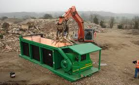 Air Curtain Destructor Burning by Air Burners For Sale Or Hire Nationwide By Kingwell Holdings