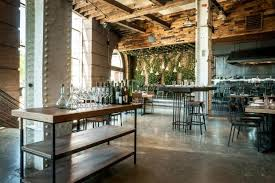 Urban Rustic Restaurant Design