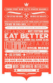 Typographic Posters 100 Stunning Examples