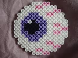 Halloween Perler Bead Patterns by Eyeball Perler Eye Perler Eye C U By Tsukihimechii On