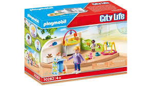 playmobil 70282 city krabbelgruppe
