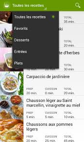 recettes cuisine minceur recettes cuisine minceur applications android sur play