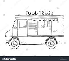 Hand Drawn Food Truck Delivery Service Stock Illustration ... Delivery Car Vector Icon Truck Service Portland Oak Fniture Warehouseoak Warehouse Cargo And Logo Stock Image Delivery With Warehouse Service Icon Boston To New York Freight Trucking Company Hand Drawn Truck Logistics Transport Van Fast Western Cascade 2005 Ford E350 Utility Work Box The Images Collection Of Photo Avopixcom Hand