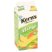 Kern's Mango Nectar, 59 Fl. Oz. - Walmart.com