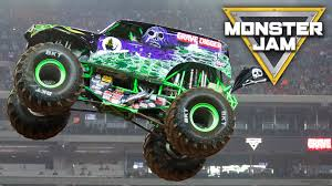Monster Jam World Finals XIX Las Vegas Tickets - N/a At Sam Boyd ...