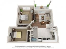 104 Two Bedroom Apartment Design 2 S Solis At Ballast Point