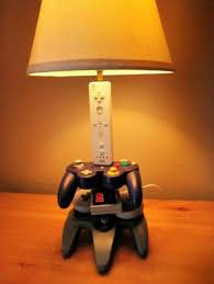Zelda Triforce Lamp Ebay by Video Game Controller Lamp Games Pinterest Game Controller