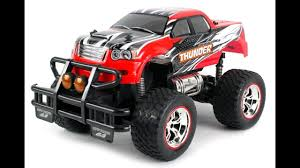 100 Big Remote Control Trucks VThunder Pickup Truck 114 Size Scale Lights And