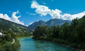 mountain ranges of europe free images landscape water nature lake river valley