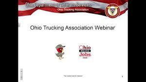 Hire A Veteran - Ohio Department Of Veterans Services 2017 Webinar ... A Legal Professional Association Presented By Brad Wright Chris Trucking And Commercial Transportation Reminger Co Lpa 800486 Our Partners Equinox National Minority Association The Road To Success Starts Oklahoma Best Image Truck Kusaboshicom Whosale Fuel Distributor Company Listings American Associations Wikipedia Celebrating 100 Years At The Ohio Ota Atri Research Institute Ota_doy_27_0136 Road Map Tax Reform Has Americas Industry Humming Us Chamber Of