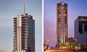 100 Four Seasons In Denver Hotel And Residences HKS Architects