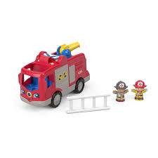 Little People® Helping Others Fire Truck - Shop Little People ... Fire Truck Nursery Art Print Kids Room Decor Little Splashes Of Plastic Toddler Bed Light Fun Channel Youtube Videos For Children Rhymes Playlist By Blippi And Trucks For Toddlers Craftulate Real Fire Trucks Engine Station Compilation Crafts Crafting Sound The Alarm Ultimate Birthday Party Sunflower Storytime Ride On Unboxing Review Riding Read Book Coloring Book With Monster