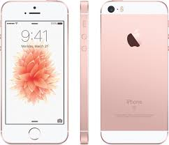Apple iPhone SE 32GB Smartphone T Mobile Rose Gold Mint