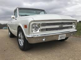 1968 Chevrolet C10 For Sale | ClassicCars.com | CC-1080857 1968 Chevy C10 Pickup Truck Hot Rod Network Chevrolet Malibu Classics For Sale On Autotrader Gmc East Haven New Vehicles Dave Mcdermott C60 Dump Truck Item I4697 Sold December 20 Silverado 2500hd Reviews Chevy 4x4 A Photo Flickriver Classiccarscom Cc10120 Panel 68 Pro Touring Cc1109295 Hemmings Find Of The Day K10 Daily