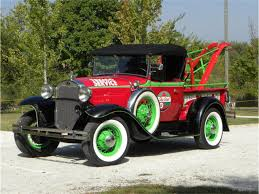 100 Vintage Tow Trucks For Sale 1930 D Model A Roadster Texaco Weaver Truck For