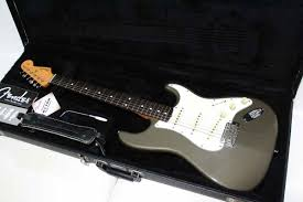 Fender John Mayer Stratocaster In Cypress Mica Limited Edition 1 500