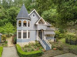 WOW House A Victorian Style Hillside Home In Napa County