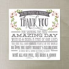 Rustic Country Wedding Thank You Cards