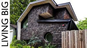 104 Japanese Tiny House Wabi Sabi Modern Inspired Small Home Youtube