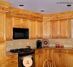 kitchen bulkhead decoration kitchentoday