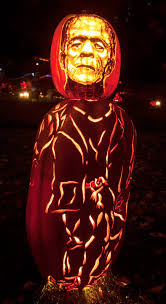 The Haunted Pumpkin Of Sleepy Hollow Soundtrack by Sleepy Hollow County Takes Jack O U0027 Lanterns To Another Level