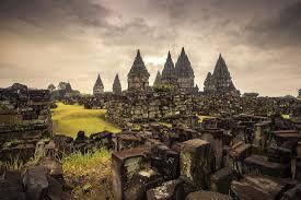 Prambanan Temple Compounds Yogyakarta Indonesia
