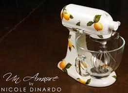 Lemon Themed Kitchen Decor