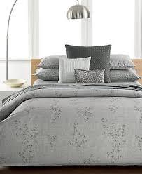 Macys Com Bedding by Closeout Calvin Klein Acacia Bedding Collection Bedding