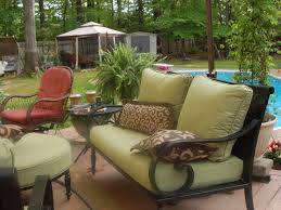 Hampton Bay Patio Furniture Cushion Covers by Patio 40 Blue Sunbrella Replacement Cushions For Exciting