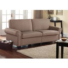 Mainstays Sofa Sleeper Black Faux Leather by New 28 Wal Mart Sofa Baja Khaki Sofa Bed Walmart Mainstays