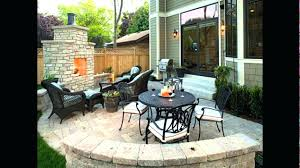 Patio Ideas ~ Beautiful Patio Design Ideas Beautiful Covered Patio ... Patio Ideas Home Depot Design Simple Deck Endearing Designs Pictures Cover Plans Tiles Table As Hampton Bay Lynnfield 5piece Cversation Set With Gray Concrete On Fniture With Luxury Small Ding Sets And Fresh Outdoor String Lights Show Diy Before After Of My Backyard Backyard Inexpensive Decks Porch Railing Railings Four White Chairs In Iron Framework Round Glass Over