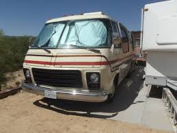 100 Craigslist Tucson Cars And Trucks By Owner 1978 GMC Royale 26FT Motorhome For Sale In Arizona