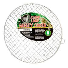 Reptile Heat Lamps Safety by Clamp Lamp Safety Cover Zoo Med Europe