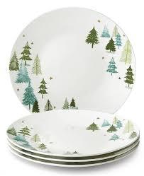Lenox Balsam Lane Dinner Plates Set Of 4