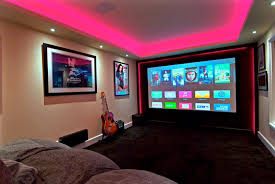 100 Double Garage Conversion Home Cinema In Southampton Cre8tive Rooms