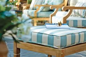 Patio Furniture Cushions Sunbrella by How To Care For Sunbrella Fabrics How To Decorate
