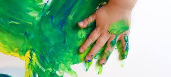 malen mit kleinkindern tipps für farben und das bunte