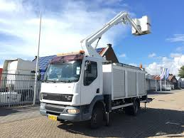 100 Bucket Trucks For Sale By Owner DAF LF 45150 Hoogwerker Bucket Trucks For Sale Truckmounted
