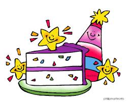 Birthday Party Clip Art Borders